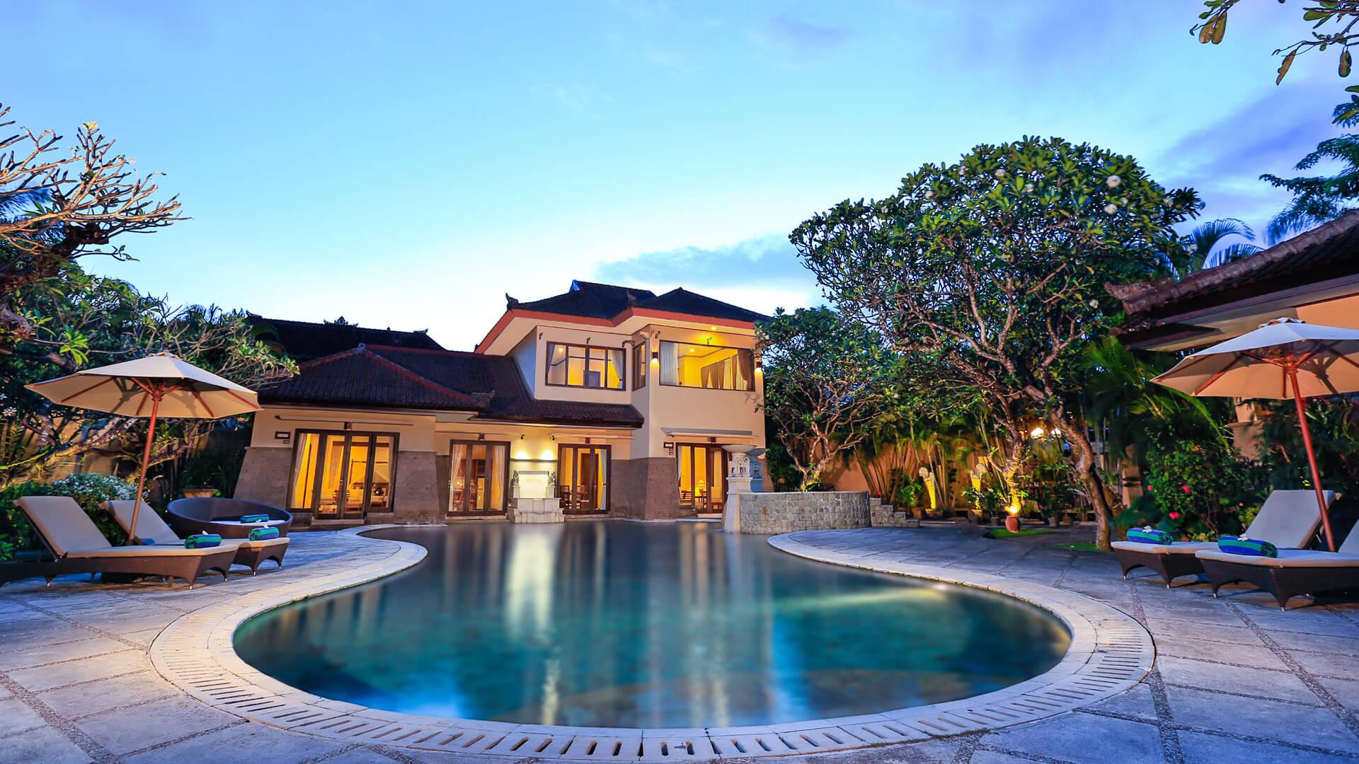 The Citta Luxury Villa